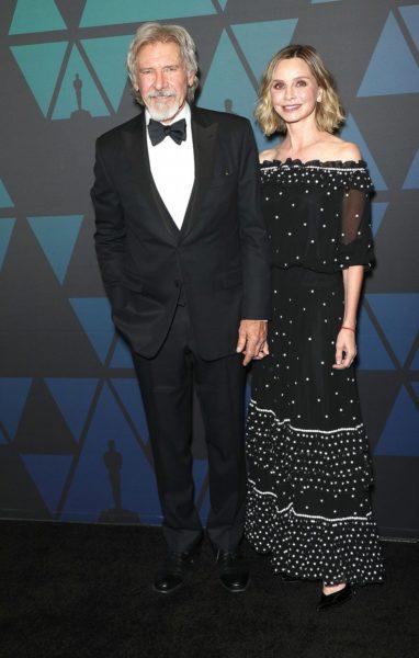 Харрисон Форд и Калиста Флокхарт | Governors Awards 2018