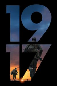 "Poster for the movie ""1917"""